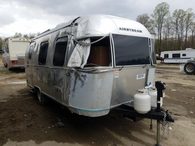 Airstream salvage cars for sale: 2021 Airstream Trailer