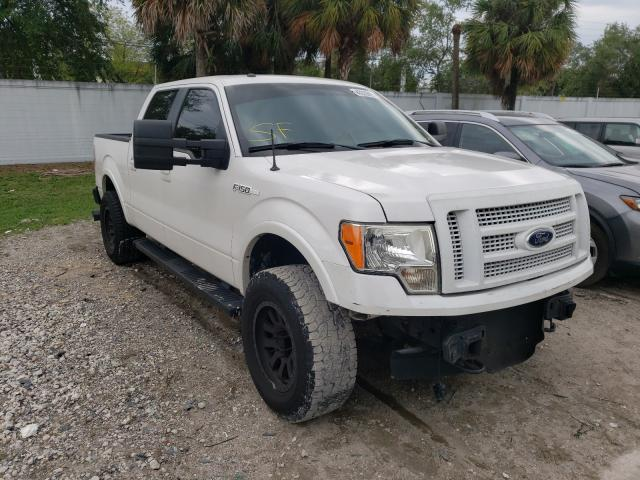 2011 FORD F150 SUPER 1FTFW1EFXBFD36797