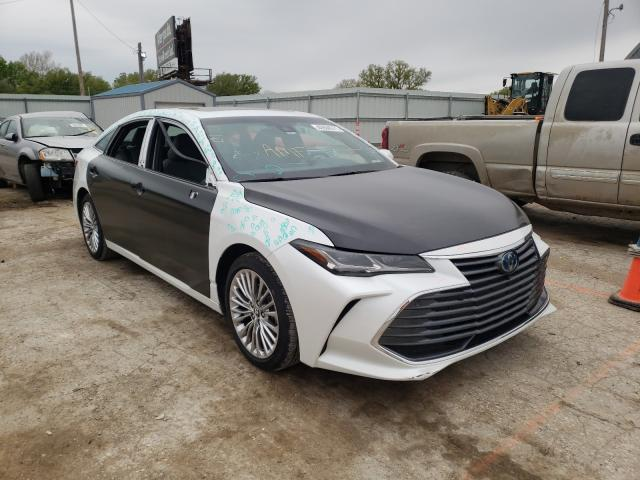Salvage cars for sale from Copart Wichita, KS: 2020 Toyota Avalon LIM