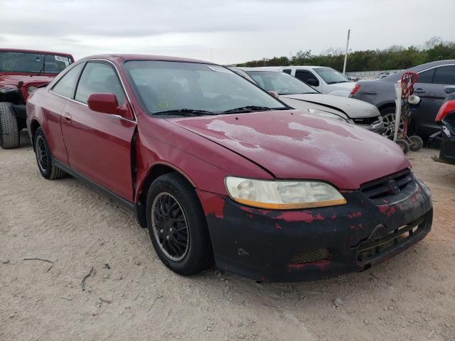 Salvage cars for sale from Copart Oklahoma City, OK: 2001 Honda Accord