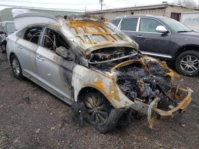 2016 Hyundai Sonata Hyb 2.0L, VIN: KMHE24L10GA037142