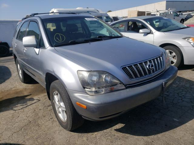 Lexus RX salvage cars for sale: 2001 Lexus RX