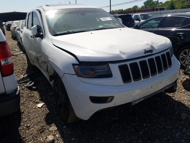 Salvage cars for sale from Copart Houston, TX: 2015 Jeep Grand Cherokee