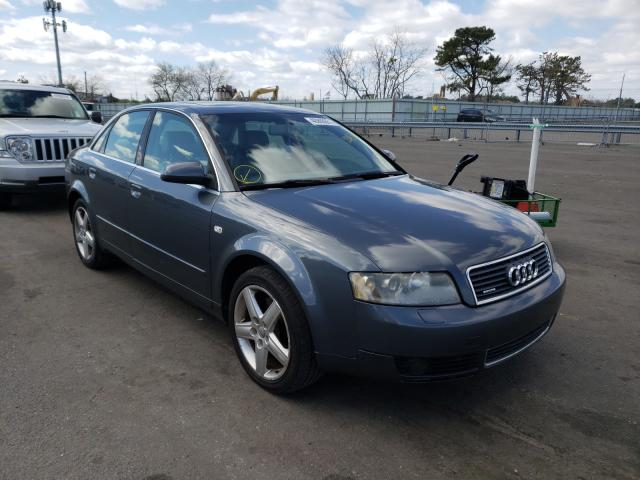 Salvage cars for sale from Copart Brookhaven, NY: 2005 Audi A4 3.0 Quattro