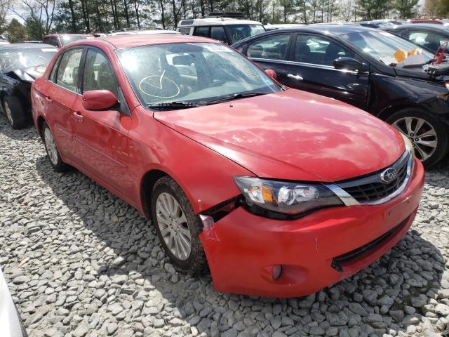 Salvage cars for sale from Copart Windsor, NJ: 2008 Subaru Impreza 2