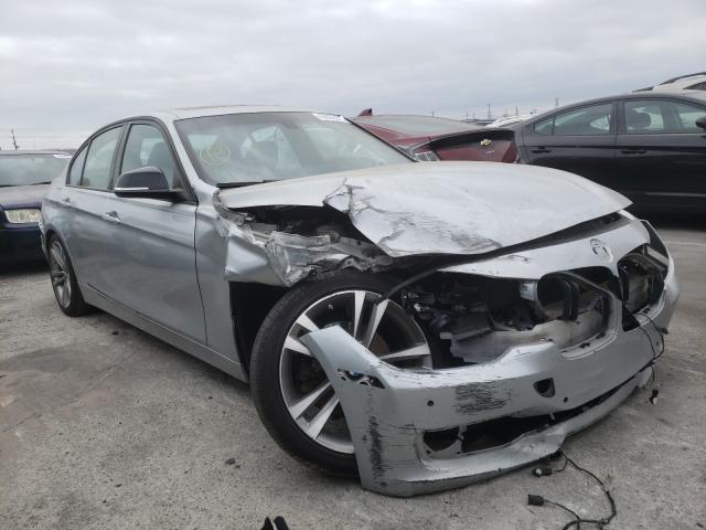Salvage 2015 BMW 3 SERIES - Small image. Lot 40920271
