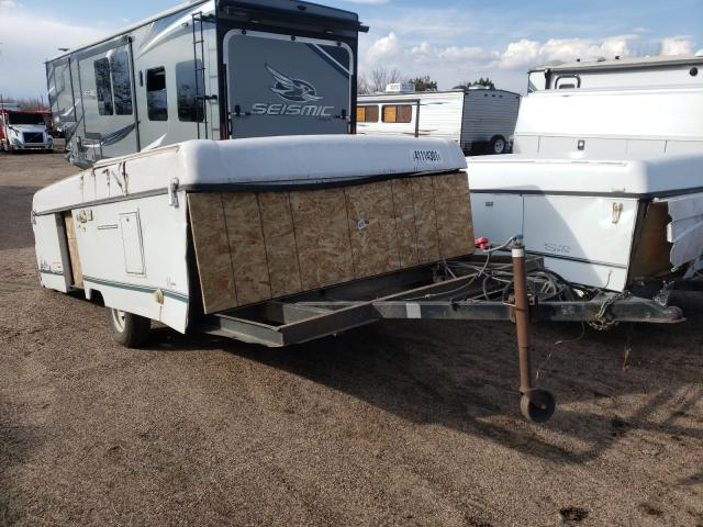 Coleman Trailer salvage cars for sale: 1999 Coleman Trailer