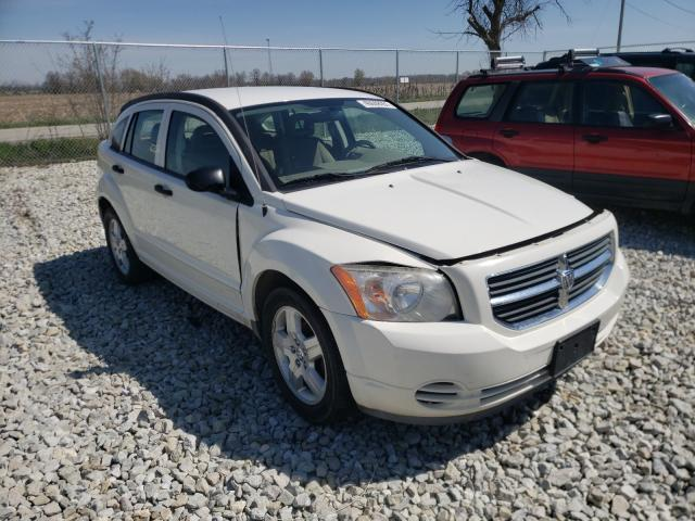 Salvage cars for sale from Copart Cicero, IN: 2008 Dodge Caliber SX