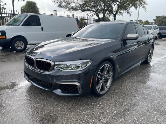 BMW M5 2018 1
