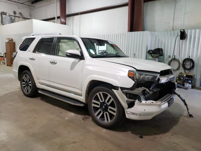 Salvage cars for sale from Copart Lufkin, TX: 2020 Toyota 4runner SR