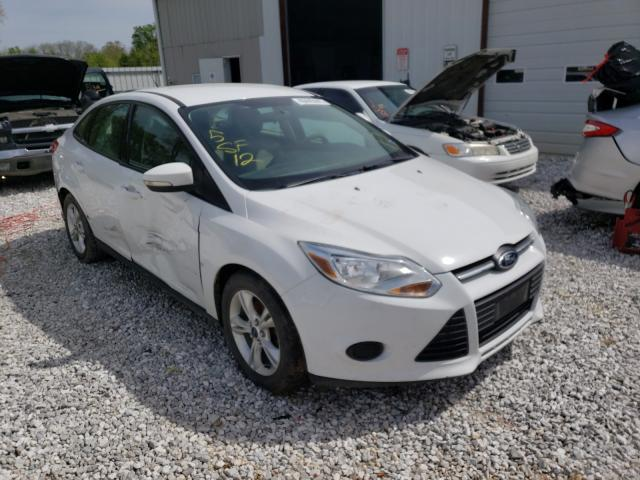 Salvage 2013 FORD FOCUS - Small image. Lot 40445641