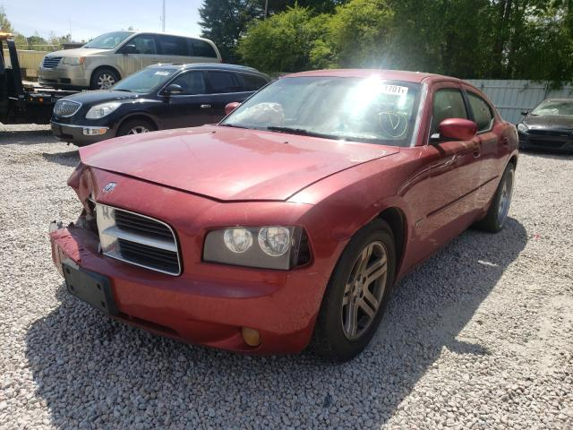 DODGE CHARGER 2008 1
