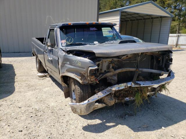 Salvage cars for sale from Copart Seaford, DE: 1993 Ford F150