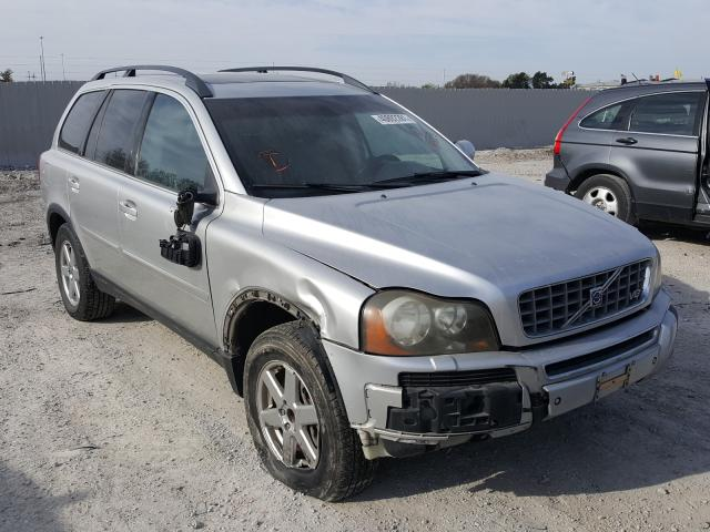 Salvage cars for sale from Copart Greenwood, NE: 2007 Volvo XC90 3.2