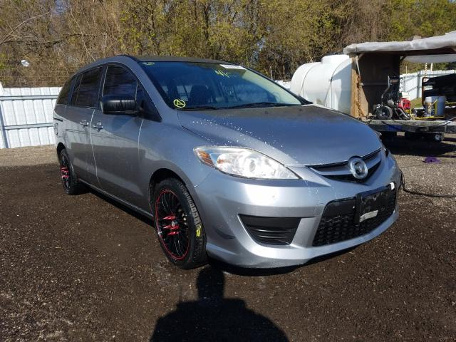 Salvage cars for sale from Copart London, ON: 2010 Mazda 5