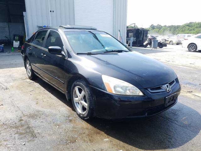 Vehiculos salvage en venta de Copart Savannah, GA: 2003 Honda Civic