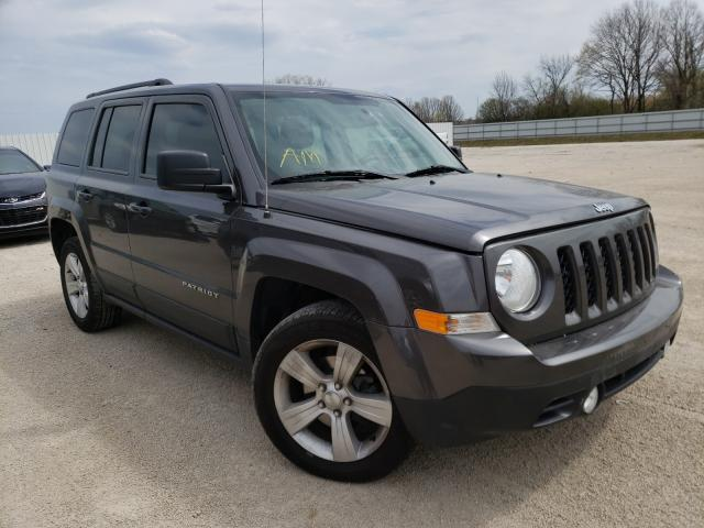 Salvage cars for sale from Copart Milwaukee, WI: 2014 Jeep Patriot LA
