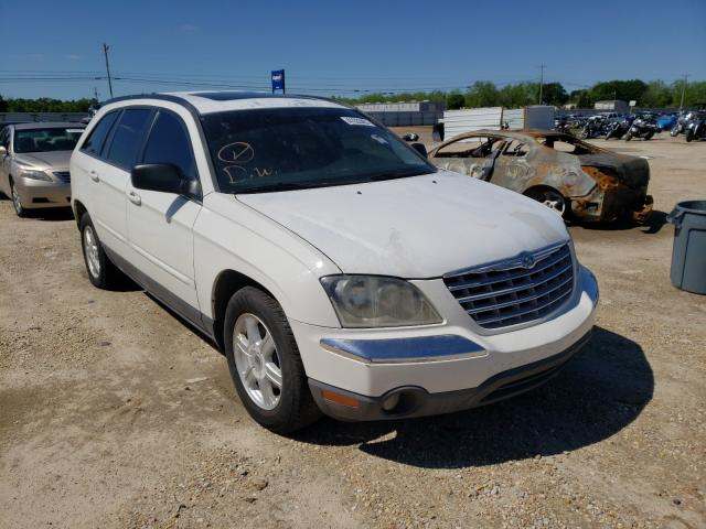 Salvage cars for sale from Copart Newton, AL: 2006 Chrysler Pacifica T