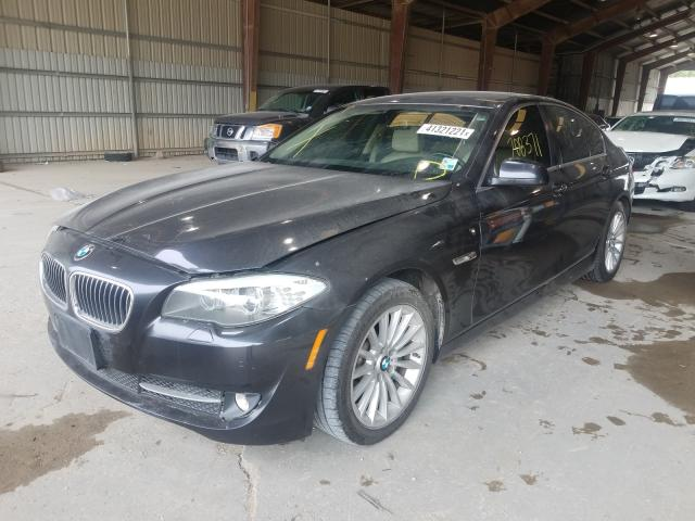 BMW 5 SERIES 2011 1