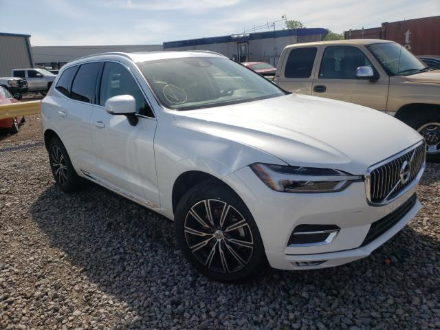 Salvage cars for sale from Copart Hueytown, AL: 2020 Volvo XC60 T5 IN