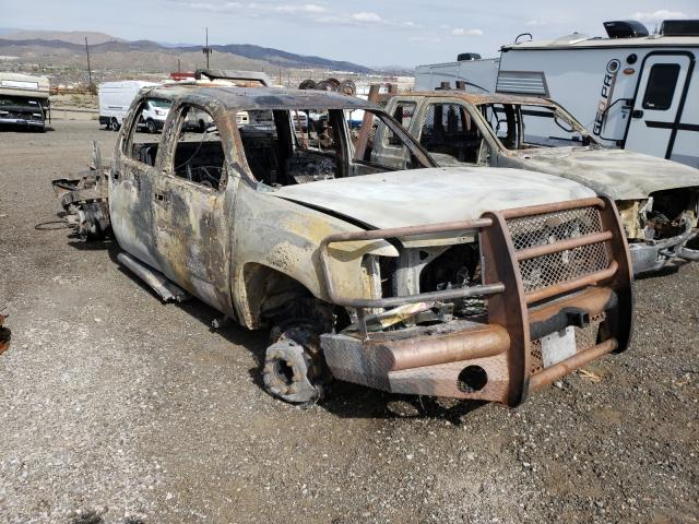 Salvage cars for sale from Copart Reno, NV: 2011 GMC Sierra K35