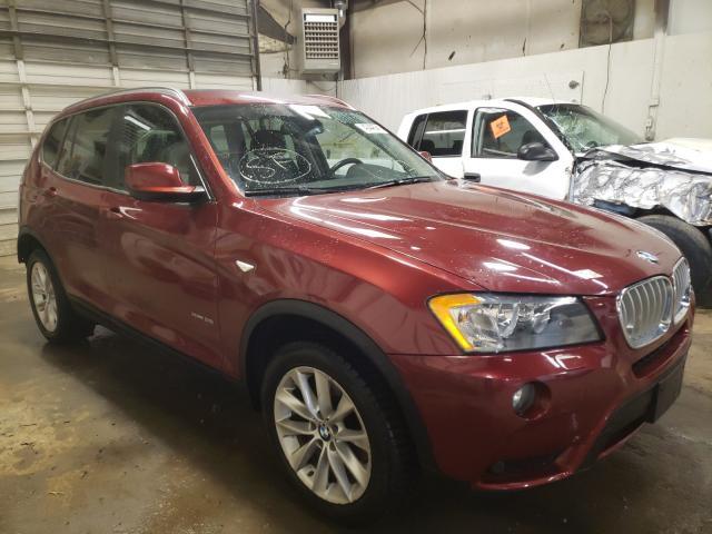 BMW Vehiculos salvage en venta: 2014 BMW X3 XDRIVE2