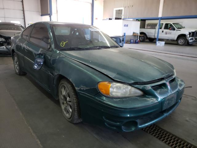Salvage cars for sale from Copart Pasco, WA: 1999 Pontiac Grand AM G