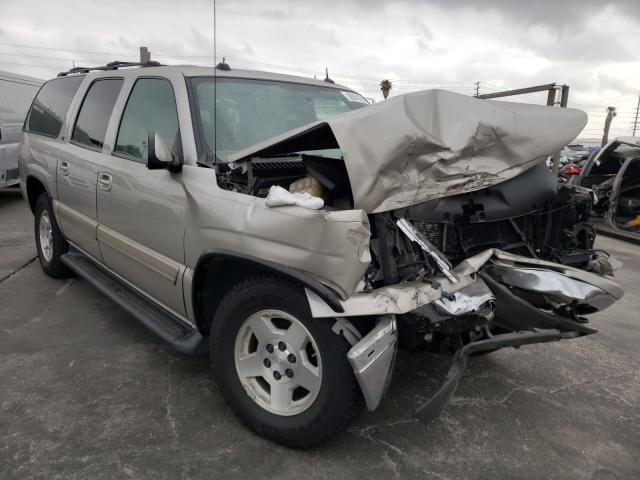 Salvage cars for sale from Copart Wilmington, CA: 2005 Chevrolet Suburban C