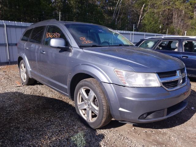 Salvage cars for sale from Copart Lyman, ME: 2009 Dodge Journey R
