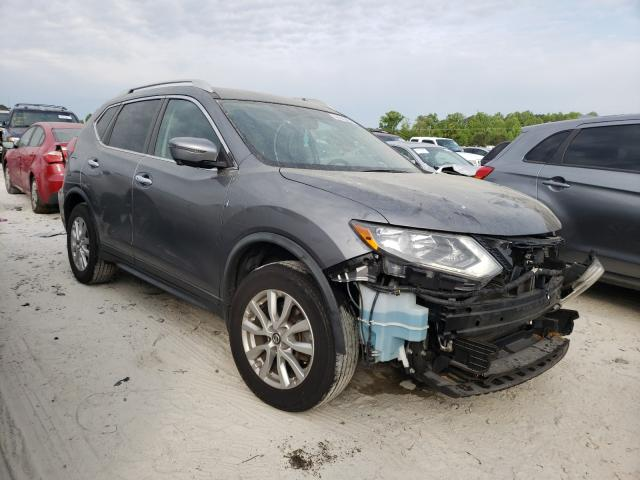 Salvage cars for sale from Copart Loganville, GA: 2017 Nissan Rogue S