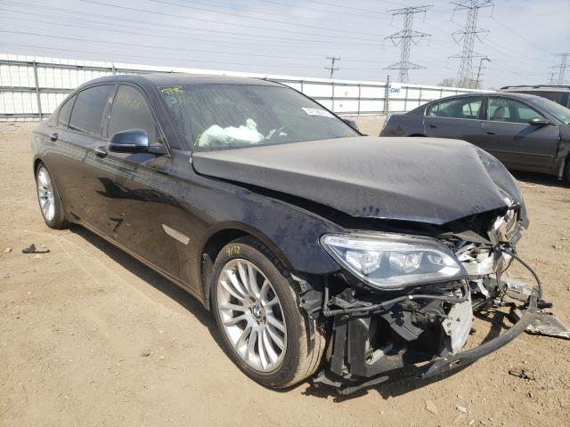 2014 BMW 750 LXI WBAYF8C57ED652554