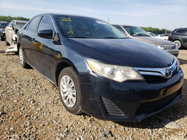 Salvage cars for sale from Copart Memphis, TN: 2012 Toyota Camry Base
