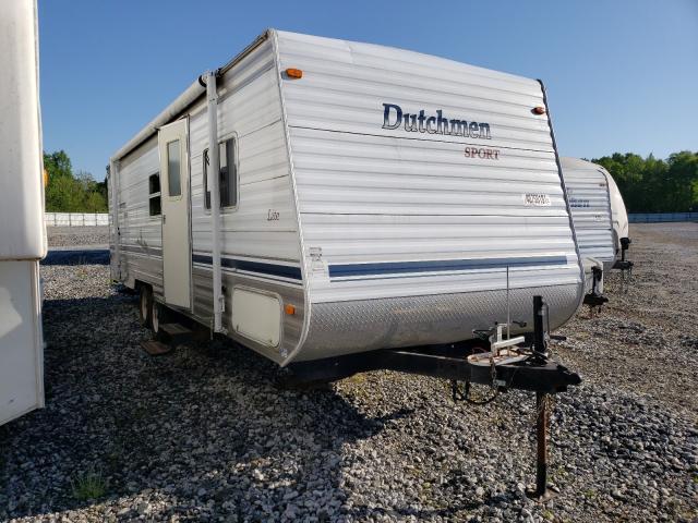 Dutchmen salvage cars for sale: 2004 Dutchmen RV