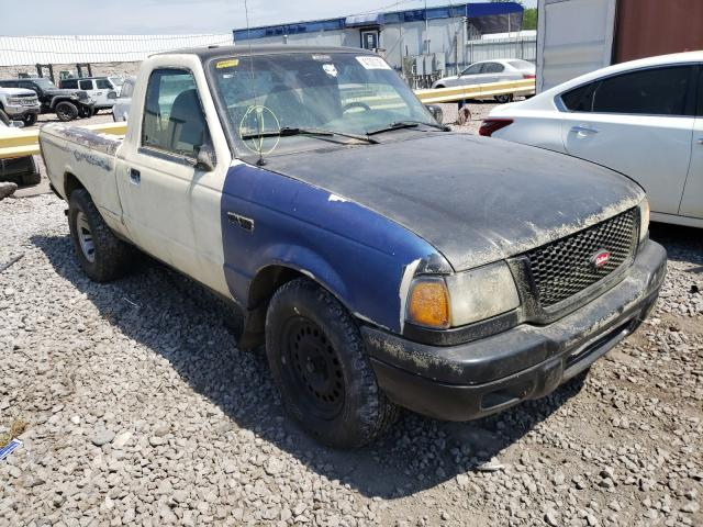 Ford Ranger salvage cars for sale: 2002 Ford Ranger
