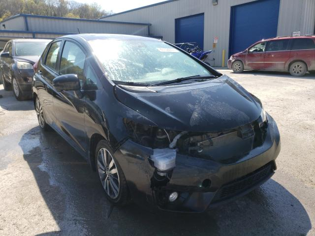 Salvage cars for sale from Copart Ellwood City, PA: 2015 Honda FIT EX