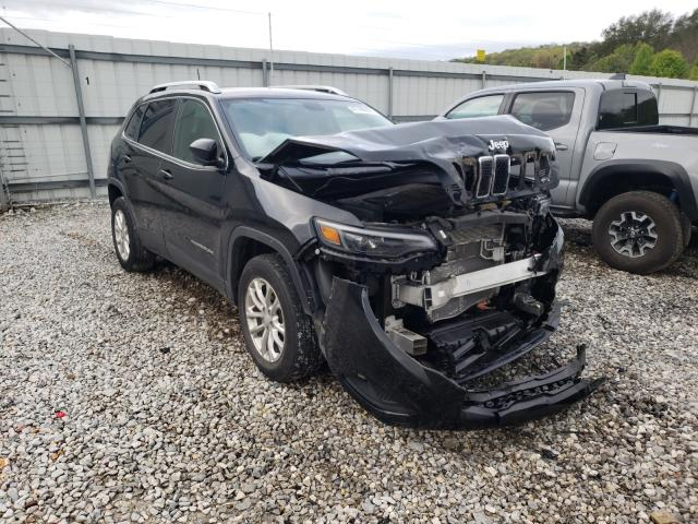Salvage cars for sale from Copart Prairie Grove, AR: 2019 Jeep Cherokee L