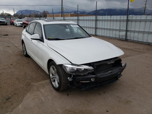 2016 BMW 328 XI SUL en venta en Colorado Springs, CO