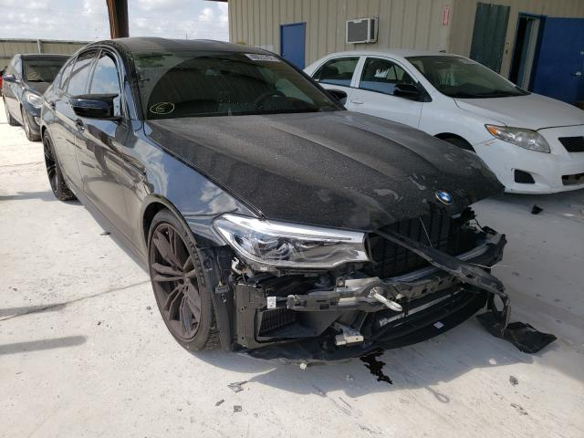 Salvage cars for sale from Copart Homestead, FL: 2019 BMW M5