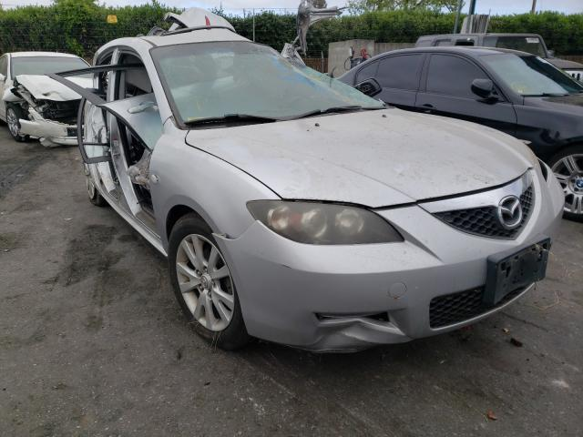 Salvage cars for sale from Copart San Martin, CA: 2007 Mazda 3 I