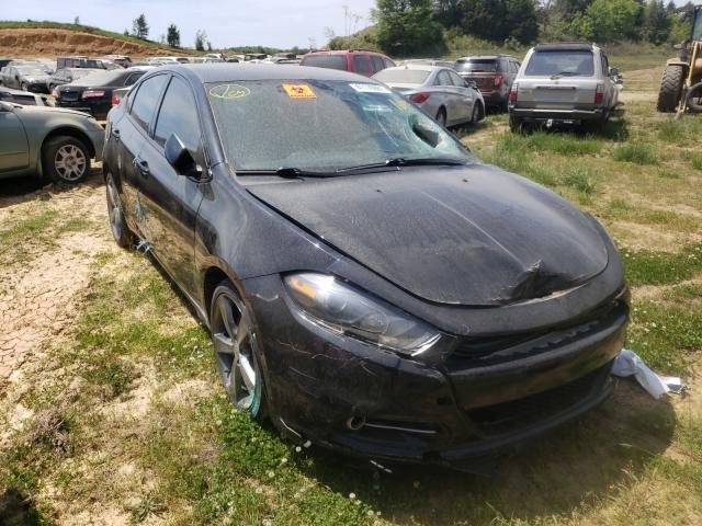 Salvage cars for sale from Copart Concord, NC: 2013 Dodge Dart SXT