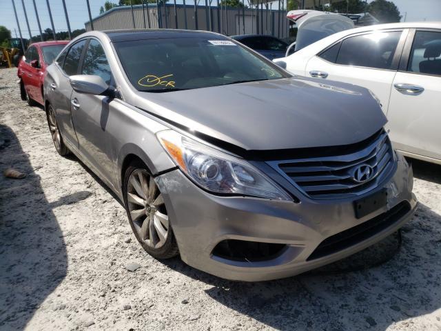 Vehiculos salvage en venta de Copart Loganville, GA: 2013 Hyundai Azera GLS