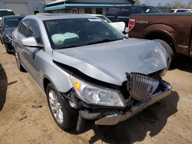 Salvage cars for sale from Copart Pekin, IL: 2012 Buick Lacrosse