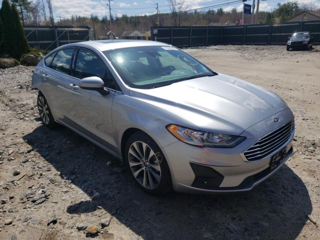 Salvage cars for sale from Copart Candia, NH: 2020 Ford Fusion SE