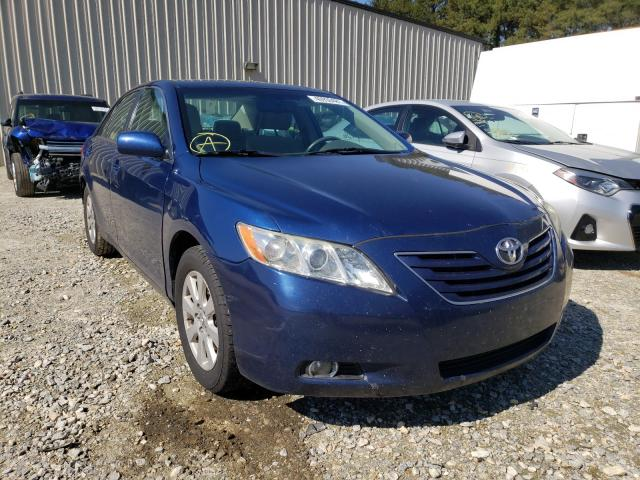 Salvage cars for sale from Copart Seaford, DE: 2009 Toyota Camry Base