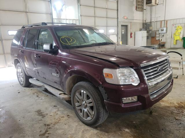 Salvage 2006 FORD EXPLORER - Small image. Lot 40623411