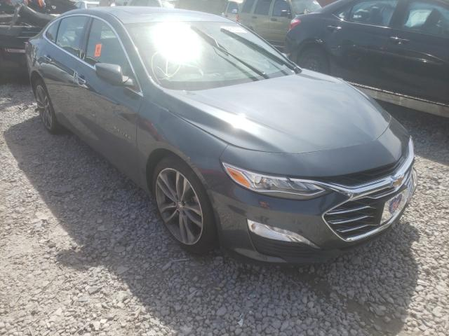 Salvage cars for sale from Copart Hueytown, AL: 2020 Chevrolet Malibu PRE