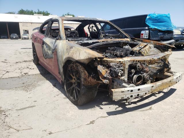 Salvage cars for sale from Copart Corpus Christi, TX: 2017 Dodge Charger R