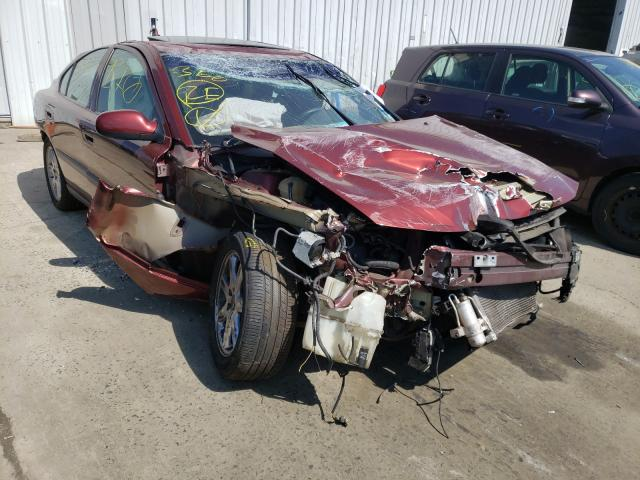Salvage cars for sale from Copart Windsor, NJ: 2001 Volvo S60