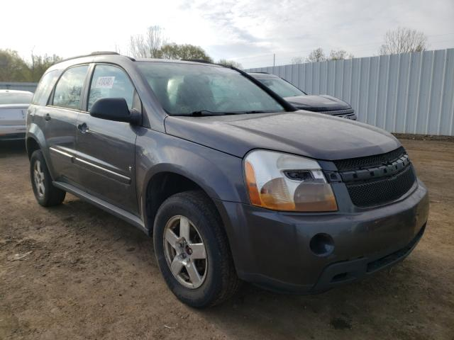 Chevrolet Equinox salvage cars for sale: 2008 Chevrolet Equinox