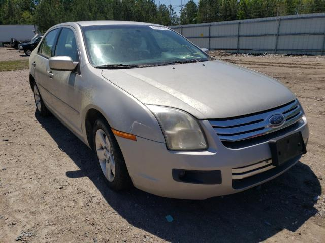 Salvage cars for sale from Copart Charles City, VA: 2007 Ford Fusion SE